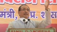 COVID-19 Vaccine Will Be Free For All in Madhya Pradesh, Announces CM Shivraj Singh Chouhan