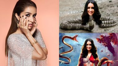Shraddha Kapoor to Play Naagin On-Screen! Netizens Flood the Internet With Funny Memes and Jokes (View Tweets)