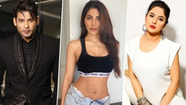 Bigg Boss 14: No More #SidNaaz! Twitterati Vouch For #SidBoli, Courtesy Sidharth Shukla and Nikki Tamboli's Growing Bond (View Tweets)
