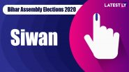 Siwan Vidhan Sabha Seat in Bihar Assembly Elections 2020: Candidates, MLA, Schedule And Result Date