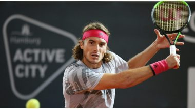 Stefanos Tsitsipas Vs Aljaz Bedene French Open 2020 Live Streaming Online How To Watch Free Live Telecast Of Men S Singles Third Round Tennis Match Latestly