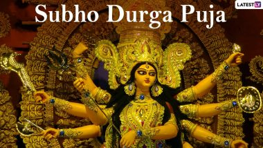 Durga Pujo 2020: What Is Virtual Pandal Hopping? Here's How to Enjoy the Experience of Seeing Maa Durga Idols at Home So That You Don't Miss Melas, Fuchka Stalls & Selfies This Year