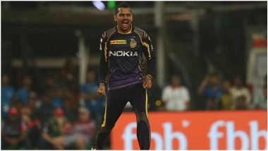 Sunil Narine Cleared by Indian Premier League Suspect Bowling Action Committee, Likely to Play in SRH vs KKR IPL 2020 Match