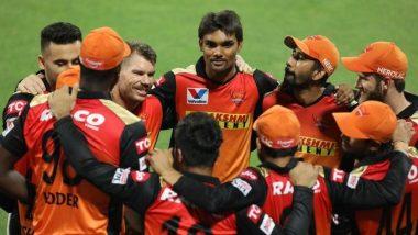 SRH vs KKR, IPL 2021 Live Cricket Streaming: Watch Free Telecast of Sunrisers Hyderabad vs Kolkata Knight Riders on Star Sports and Disney+Hotstar Online