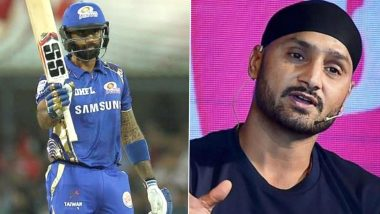 Harbhajan Singh Slams BCCI Selectors for Ignoring Suryakumar Yadav for India Tour of Australia 2020–21