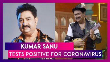 Kumar Sanu, Veteran Singer Tests Positive For Coronavirus; Fans Pray For Speedy Recovery