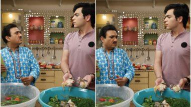 Taarak Mehta Ka Ooltah Chashmah Episode Update: Jethalal Absentmindedly Sanitizes Bread Along With Vegetables