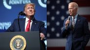 US Presidential Debate 2020 Live Streaming: Watch Donald Trump vs Joe Biden Final Face-Off in Televised Debate Being Aired on NBC News, Fox News, CNN