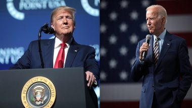 US Presidential Election Results 2020: Joe Biden Should Not Claim Victory, My Lead Will Return After Legal Proceedings, Tweets Donald Trump