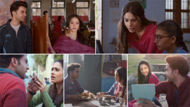 Chhalaang Song Teri Choriyan: Rajkummar Rao And Nushrratt Bharuccha's Chemistry Adds A Lot Of Cuteness To This Lovely Guru Randhawa Track (Watch video)