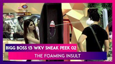 Bigg Boss 14 Weekend Ka Vaar Sneak Peek 02 Oct 19 2020: The Foaming Insult