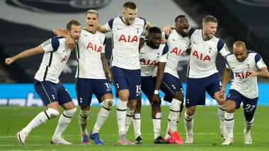 Tottenham Hotspur vs West Ham, Premier League 2020–21 Free Live Streaming Online & Match Time in India: How to Watch EPL Match Live Telecast on TV & Football Score Updates in IST?