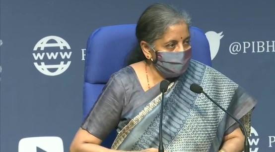 Stimulus package by FM Nirmala Seetharaman