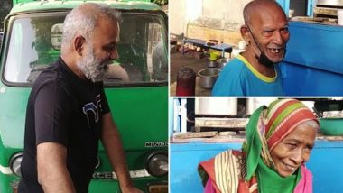 AAP's Somnath Bharti Meets Baba Ka Dhaba's Elderly Couple in Delhi, Says 'Have Done the Needful to Bring a Smile on Their Faces'