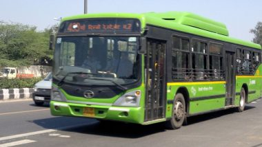 HCNG Buses in Delhi: 50 Buses Running on Hydrogen-Enriched Compressed Natural Gas to Hit Delhi Roads From Tuesday; Know All About This Form of CNG