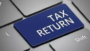 ITR Filing FY 2019-20 Last Date: Here's How to Register And File Income Tax Returns on incometaxindiaefiling.gov.in Before November 30, 2020