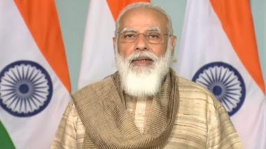 PM Narendra Modi to Interact with Beneficiaries of Scheme to Help Street Vendors