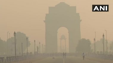 Delhi Air Pollution: Air Quality Index in the National Capital Plunges to 'Poor' Category