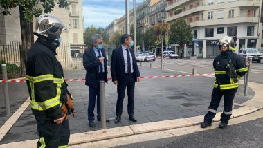 France: Man Shot Dead by Police in Avignon After He Attacked Cops With Knife