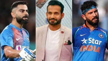 Irfan Pathan Birthday Wishes: Virat Kohli, Yuvraj Singh Lead Cricket Fraternity's Wishes for the 'King of Swing' As He Turns 36!