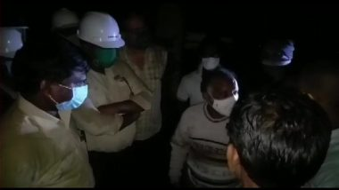 Vizag Locals in Panic After Reports of Alleged Gas Leak From Plant; Officials Confirm 'No Leakage'