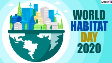 World Habitat Day 2020 Date And Theme: Know The History And Significance of the Observance That Highlights The Right of Adequate Shelter