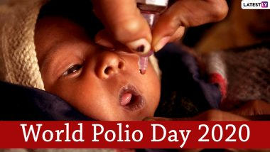 World Polio Day 2020 Date and Significance: Know the History and Events Related to the Day That Highlights the Need for a Polio-Free World