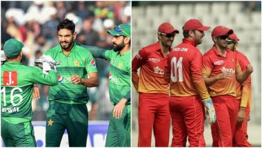 Pakistan and Zimbabwe Face Off to Start 2023 World Cup Qualification Bid in Rawalpindi