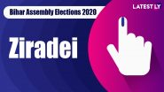 Ziradei Vidhan Sabha Seat in Bihar Assembly Elections 2020: Candidates, MLA, Schedule And Result Date