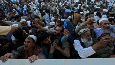 Stampede Kills 11 Afghans Seeking Visas to Leave Country