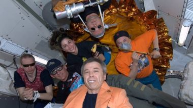 How Astronauts Celebrate Halloween on International Space Station Sans Trick or Treat