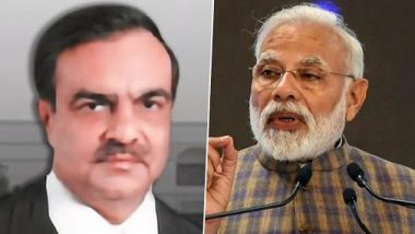 Justice AS Dave Dies, PM Narendra Modi Says the Former Judge and Acting CJ of Gujarat HC Will Be Remembered for His Contributions to Legal Field