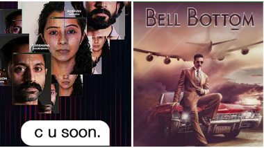 Akshay Kumar's Bell Bottom Is Not the First Film to Be Shot During the Pandemic, Malayalam Writer Reminds Everyone of Love and C U Soon