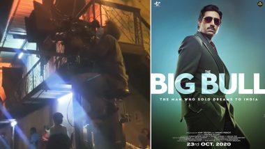 The Big Bull: Sohum Shah Resumes Shoot for Abhishek Bachchan Starrer, Says It Is the Same Set Where Tummbad Was Shot (View Post
