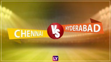 CSK vs SRH Highlights IPL 2020: Priyam Garg Shines as Chennai Super Kings Lose by 7 Runs