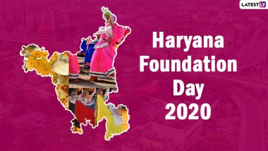 Haryana Foundation Day 2020: Date, History and Significance of The Day toCommemorateThe Formation of Haryana