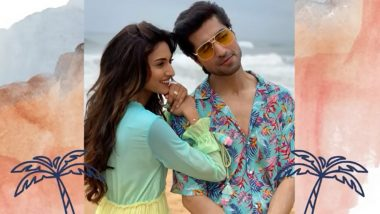 Erica Fernandes and Harshad Chopda Tease About Their New Music Video Shot In Goa! (View Post)