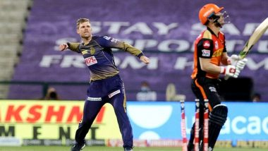Lockie Ferguson Hailed by Fans for Scalping Two Wickets in Super Over Against Sunrisers Hyderabad, Kolkata Knight Riders Win Super Over in Dream11 IPL 2020