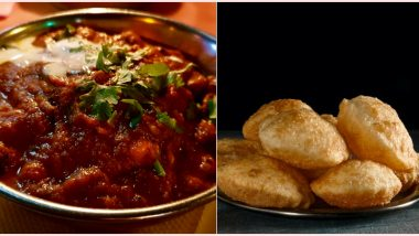 Durga Puja 2020 Recipes: From Luchi and Kosha Mangsho to Chingri Malai Curry, Tasty Delicacies That Can Be Made at Home so You Do Not Miss Out on Anything This Pujo (Watch Videos)