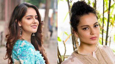 Malvi Malhotra Stabbing Case: Actress Seeks Help From Kangana Ranaut as They Belong to Same Town
