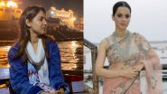 Kangana Ranaut Extends Support to Malvi Malhotra, Manikarnika Actress Asks 'How Many of Nepokids Have Been Stabbed, Raped and Killed?'