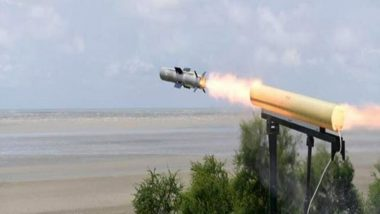 Nag Missile Final Trial: India Successfully Test-Fires Nag Anti Tank Guided Missile, Ready for Induction in Army