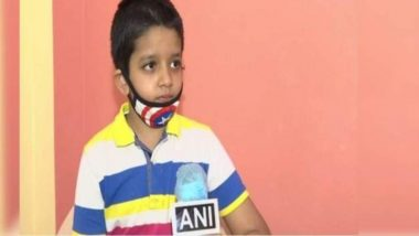 Delhi: 8-Year-Old Boy, Adhiraaj Sejwal Raises Nearly Rs 2 Lakh to Pay Board Exam Fee of Over 100 Poor Students