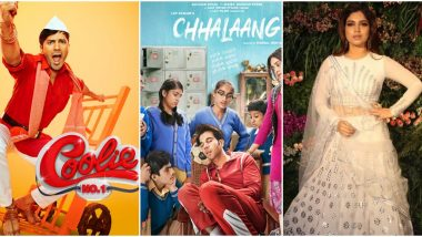 Coolie No 1, Chhalaang, Durgavati: Here Are The 9 Films All Set To Release On Amazon Prime Video!