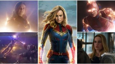 Brie Larson Birthday Special: 7 Most Badass Captain Marvel Moments That Prove She Is Truly the Strongest Avenger! (Watch Videos)