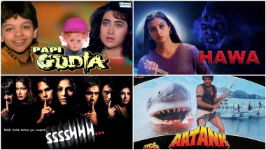 Halloween 2020: From Jaws to Evil Dead, 11 Lesser-Known Hindi Remakes of Cult Hollywood Horror Movies to Watch Purely for Guilty Pleasures!