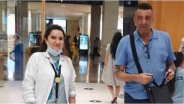 Sanjay Dutt's Recent Picture from his Hospital Visit Worries Fans