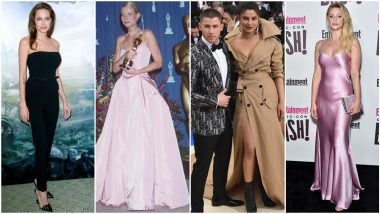 Ralph Lauren Birthday Special: From Priyanka Chopra to Gwyneth Paltrow - Celebrities Who Stunned in his Timeless Creations (View Pics)