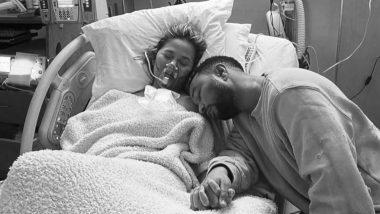 John Legend's Wife Chrissy Teigen Suffers Miscarriage; Paris Hilton, Kim Kardashian, Hailey Bieber Express Grief Over The Couple's Loss
