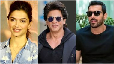 Pathan: Shah Rukh Khan, Deepika Padukone and John Abraham's Starrer Will Reportedly Be a Diwali 2021 Release